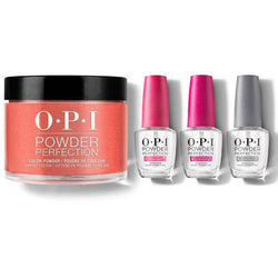 OPI - Dip Powder Combo - Liquid Set & Gimme a Lido Kiss-Beyond Polish