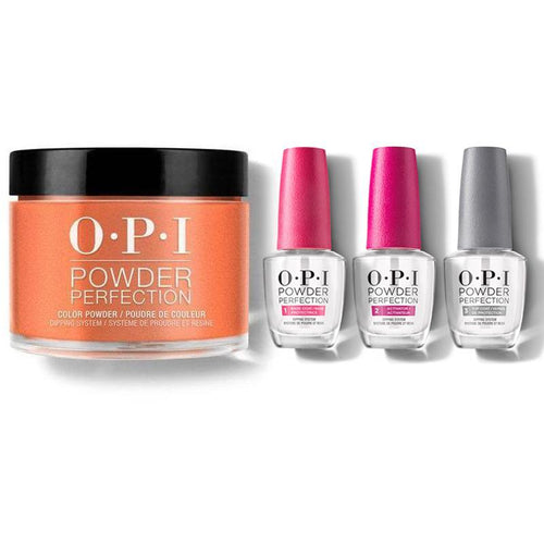OPI - Dip Powder Combo - Liquid Set & It's a Piazza Cake-Beyond Polish