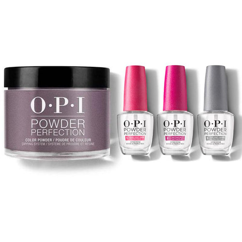 OPI - Dip Powder Combo - Liquid Set Lincoln Park After Dark-Beyond Polish
