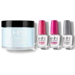 OPI - Dip Powder Combo - Liquid Set & Mexico City Move-mint-Beyond Polish