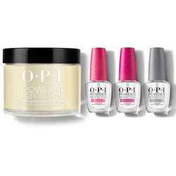 OPI - Dip Powder Combo - Liquid Set & Never a Dulles Moment-Beyond Polish
