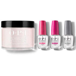 OPI - Dip Powder Combo - Liquid Set Princesses Rule!-Beyond Polish