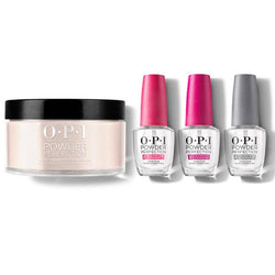 OPI - Dip Powder Combo - Liquid Set & Samoan Sand-Beyond Polish