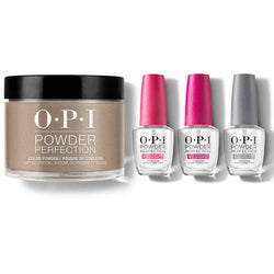 OPI - Dip Powder Combo - Liquid Set & Squeaker of the House-Beyond Polish