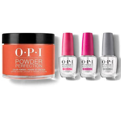 OPI - Dip Powder Combo - Liquid Set & Suzi Needs a Loch-smith-Beyond Polish