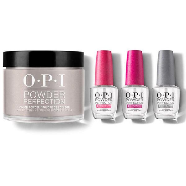 OPI - Dip Powder Combo - Liquid Set & Taupe-less Beach-Beyond Polish