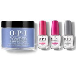 OPI - Dip Powder Combo - Liquid Set & Tile Art to Warm Your Heart-Beyond Polish