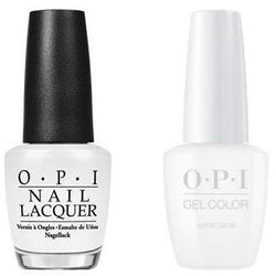 OPI - Gel & Lacquer Combo - Alpine Snow-Beyond Polish