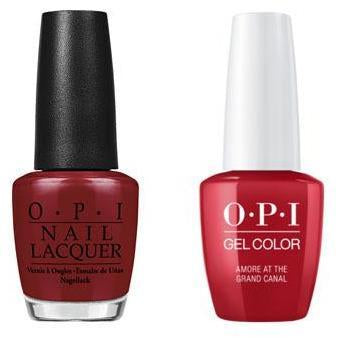 OPI - Gel & Lacquer Combo - Amore at the Grand Canal-Beyond Polish