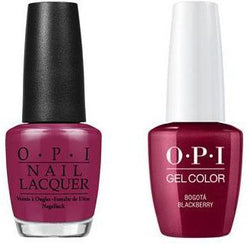 OPI - Gel & Lacquer Combo - Bogota Blackberry-Beyond Polish