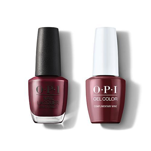 OPI - Gel & Lacquer Combo - Complimentary Wine-Beyond Polish