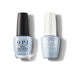OPI - Gel & Lacquer Combo - Did You See Those Mussels?-Beyond Polish