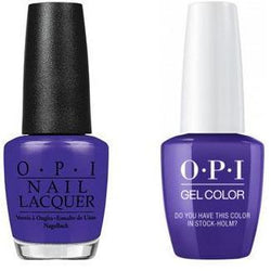 OPI - Gel & Lacquer Combo - Do You Have This Color In Stock-Holm?-Beyond Polish