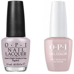 OPI - Gel & Lacquer Combo - Don't Bossa Nova Me Around-Beyond Polish