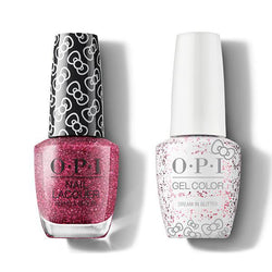 OPI - Gel & Lacquer Combo - Dream In Glitter-Beyond Polish