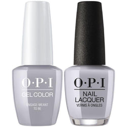 OPI - Gel & Lacquer Combo - Engage-meant to Be-Beyond Polish