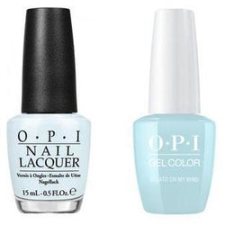 OPI - Gel & Lacquer Combo - Gelato on My Mind-Beyond Polish