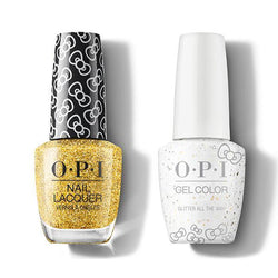 OPI - Gel & Lacquer Combo - Glitter All The Way-Beyond Polish