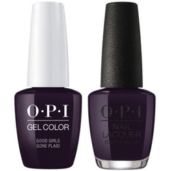 OPI - Gel & Lacquer Combo - Good Girls Gone Plaid-Beyond Polish