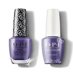 OPI - Gel & Lacquer Combo - Hello Pretty-Beyond Polish