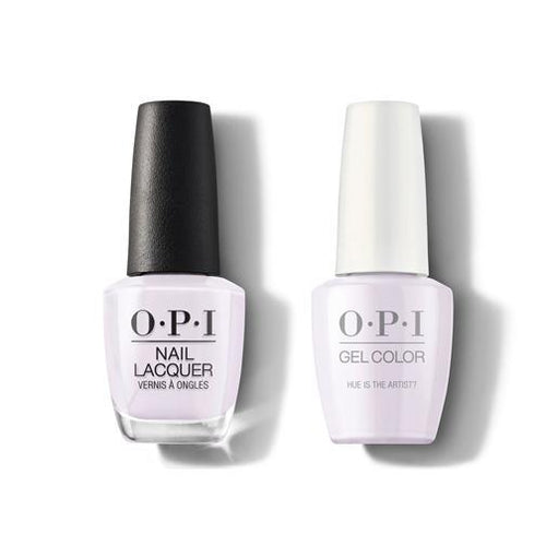 OPI - Gel & Lacquer Combo - Hue Is The Artist?-Beyond Polish