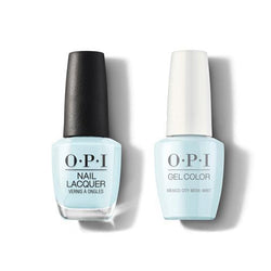 OPI - Gel & Lacquer Combo - Mexico City Move-mint-Beyond Polish