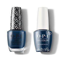 OPI - Gel & Lacquer Combo - My Favorite Gal Pal-Beyond Polish