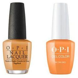 OPI - Gel & Lacquer Combo - No Tan Lines-Beyond Polish
