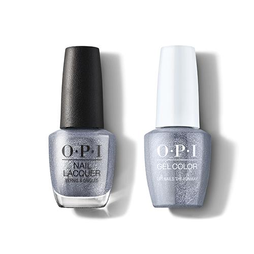 OPI - Gel & Lacquer Combo - OPI Nails The Runway-Beyond Polish