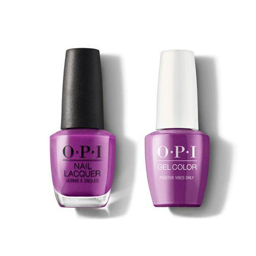 OPI - Gel & Lacquer Combo - Positive Vibes Only-Beyond Polish
