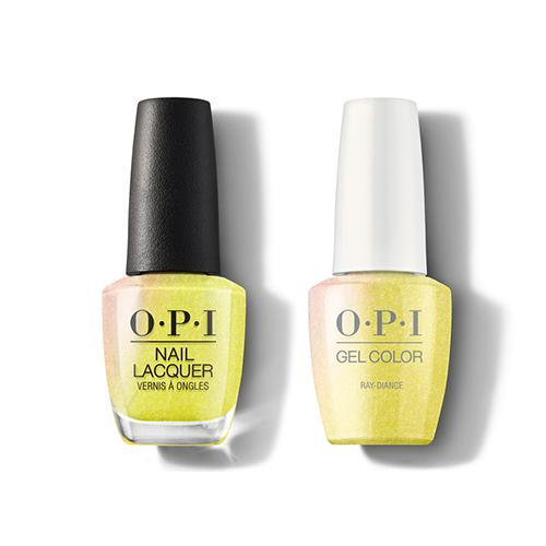 OPI - Gel & Lacquer Combo - Ray-diance-Beyond Polish