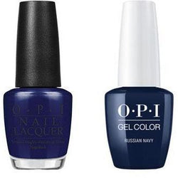 OPI - Gel & Lacquer Combo - Russian Navy-Beyond Polish