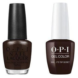 OPI - Gel & Lacquer Combo - Shh...It's Top Secret!-Beyond Polish
