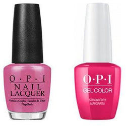 OPI - Gel & Lacquer Combo - Strawberry Margarita-Beyond Polish