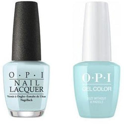 OPI - Gel & Lacquer Combo - Suzi Without a Paddle-Beyond Polish
