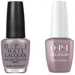 OPI - Gel & Lacquer Combo - Taupe-less Beach-Beyond Polish