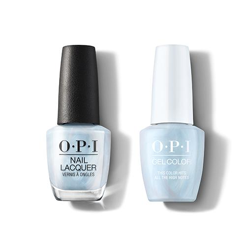 OPI - Gel & Lacquer Combo - This Color Hits All The High Notes-Beyond Polish