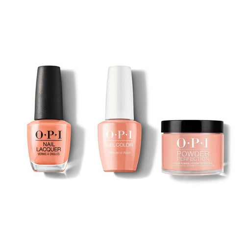 OPI - Gel, Lacquer & Dip Combo - Freedom of Peach-Beyond Polish