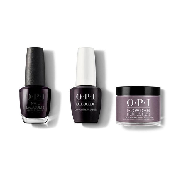 OPI - Gel, Lacquer & Dip Combo - Lincoln Park After Dark-Beyond Polish