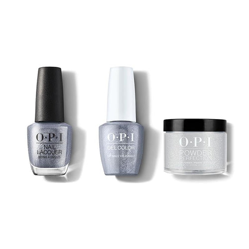 OPI - Gel, Lacquer & Dip Combo - OPI Nails The Runway-Beyond Polish