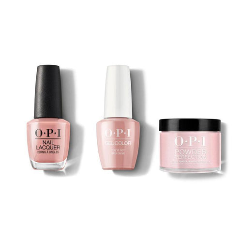 OPI - Gel, Lacquer & Dip Combo - You've Got Nata on me-Beyond Polish