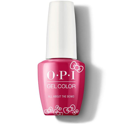 OPI GelColor - All About The Bows 0.5 oz - #HPL04-Beyond Polish