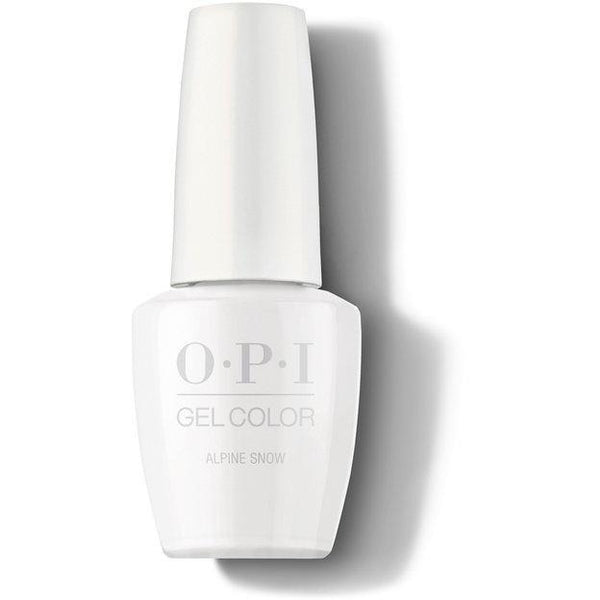OPI GelColor - Alpine Snow 0.5 oz - #GCL00-Beyond Polish
