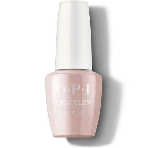 OPI GelColor - Bare My Soul 0.5 oz - #GCSH4-Beyond Polish