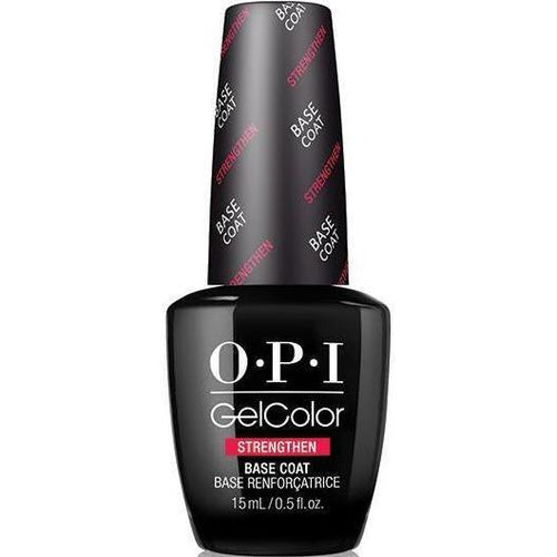 OPI GelColor - Base Coat - Strengthen 0.5 oz - #GC011-Beyond Polish
