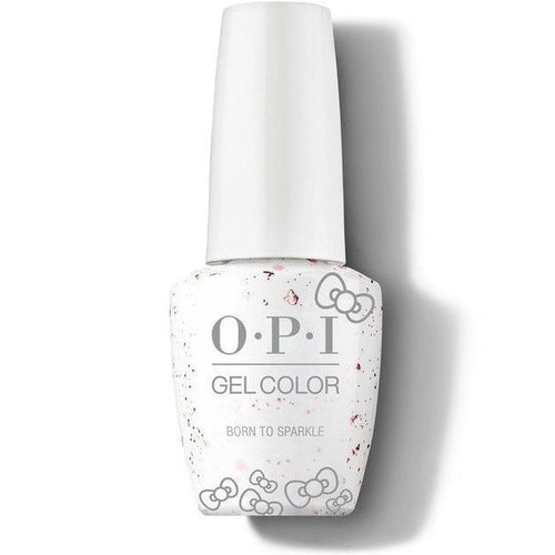 OPI GelColor - Born To Sparkle 0.5 oz - #HPL13-Beyond Polish