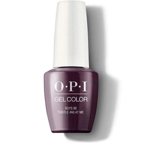 OPI GelColor - Boys Be Thistle-ing At Me 0.5 oz - #GCU17-Beyond Polish