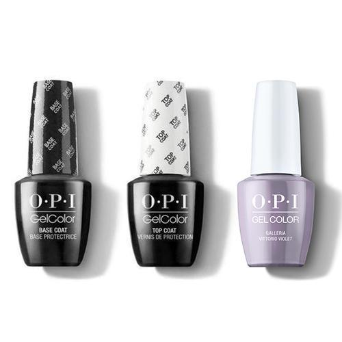 OPI - GelColor Combo - Base, Top & Addio Bad Nails, Ciao Great Nails-Beyond Polish