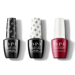 OPI - GelColor Combo - Base, Top & Amore at the Grand Canal-Beyond Polish