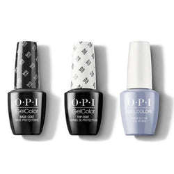 OPI - GelColor Combo - Base, Top & Check Out the Old Geysirs-Beyond Polish